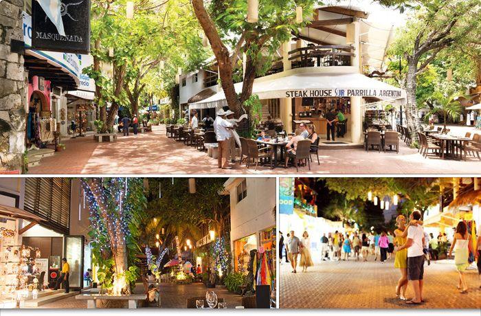 Best Seafood Restaurants On Th Avenue Playa Del Carmen